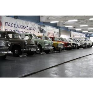 Почти 2 тыс. человек посетили бесплатный Музей истории автомобильного транспорта Мострансавто