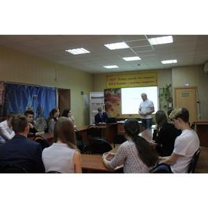При участии активистов ОНФ в школах Амурской области прошли «уроки Победы»