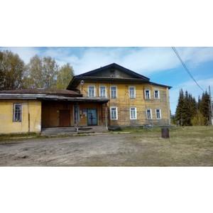 ОНФ в Коми призвал власти сохранить библиотеку в деревне Туискерес