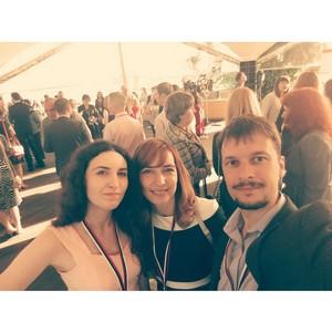 Воронежские лауреаты рассказали о медиафоруме ОНФ
