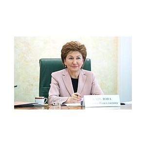 Г.Карелова: Закон о социальном предпринимательстве будет принят в этом году