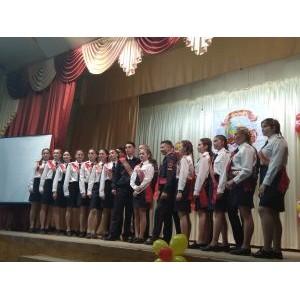 Энергетики Марий Эл поздравили выпускников школ на последнем звонке