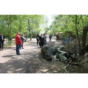 После рейда с участием ОНФ власти Благовещенска занялись решением проблем «мусорной реформы»