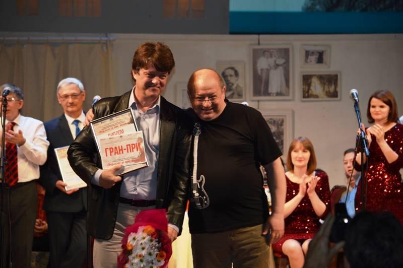 В Нижнем Тагиле прошел VI Всероссийский фестиваль-конкурс «Возьмемся за руки, друзья…».