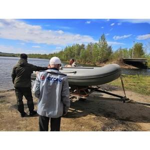 Амурские активисты ОНФ и представители контрольных органов выявили факты незаконного лова рыбы