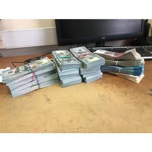 Сотрудники ЮОТ пресекли вывоз крупной суммы наличных денежных средств на территорию Украины