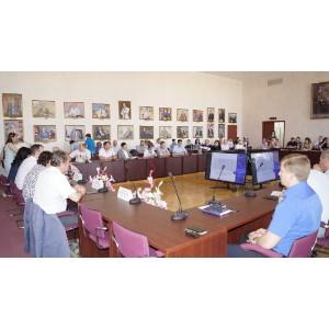 Специалисты Липецкэнерго приняли участие в стратегической сессии «ЛГТУ: университет будущего»