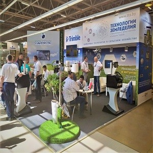 Компания Trimble Agriculture представит новинки на выставке «Белагро – 2019»