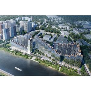 Крупный жилой комплекс в форме бегущей волны возведут на западе Москвы
