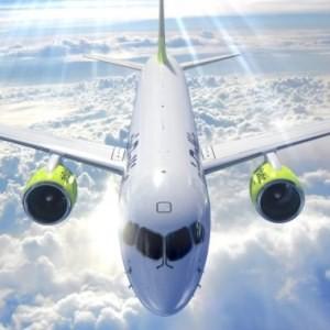 airBaltic в июне перевезла более 500 000 пассажиров