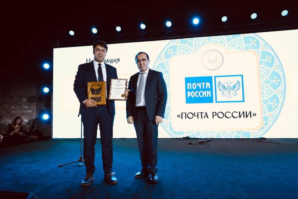 Председатель Правления Евразийского делового союза Виктор Камболов принял участие в церемония награждения Премии «Права потребителей и качество обслуживания».