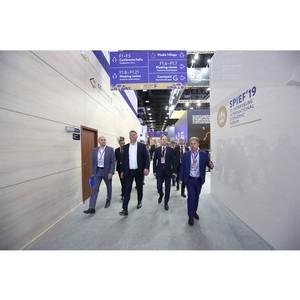 Энергетики группы «Россети» не допустили нарушений в электроснабжении объектов ПМЭФ–2019
