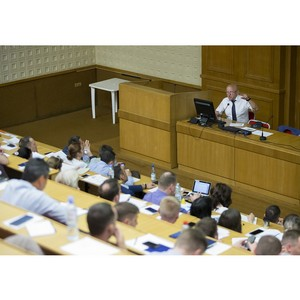 Госслужащих обучили в РАНХиГС противодействию коррупции и борьбе с терроризмом