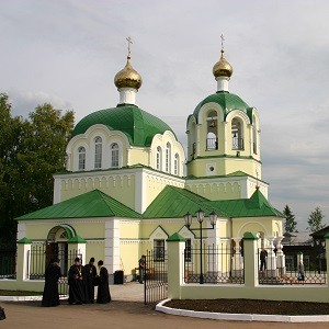 При поддержке БФ «Сафмар» Михаила Гуцериева будет начата газификация храма в Удмуртии