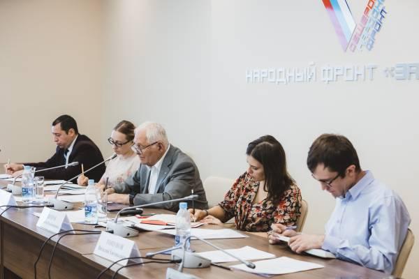 Эксперты ОНФ обсудят с профильными ведомствами, депутатами и медиками законопроект о профилактике