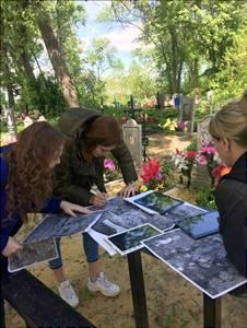 Компания «ЦентрПрограммСистем» завершает оцифровку кладбища в поселке Борисовка