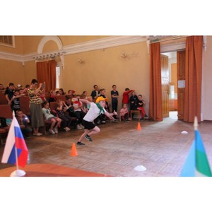 «Молодежка ОНФ» в Коми стала партнером спортивного праздника в Сыктывкаре