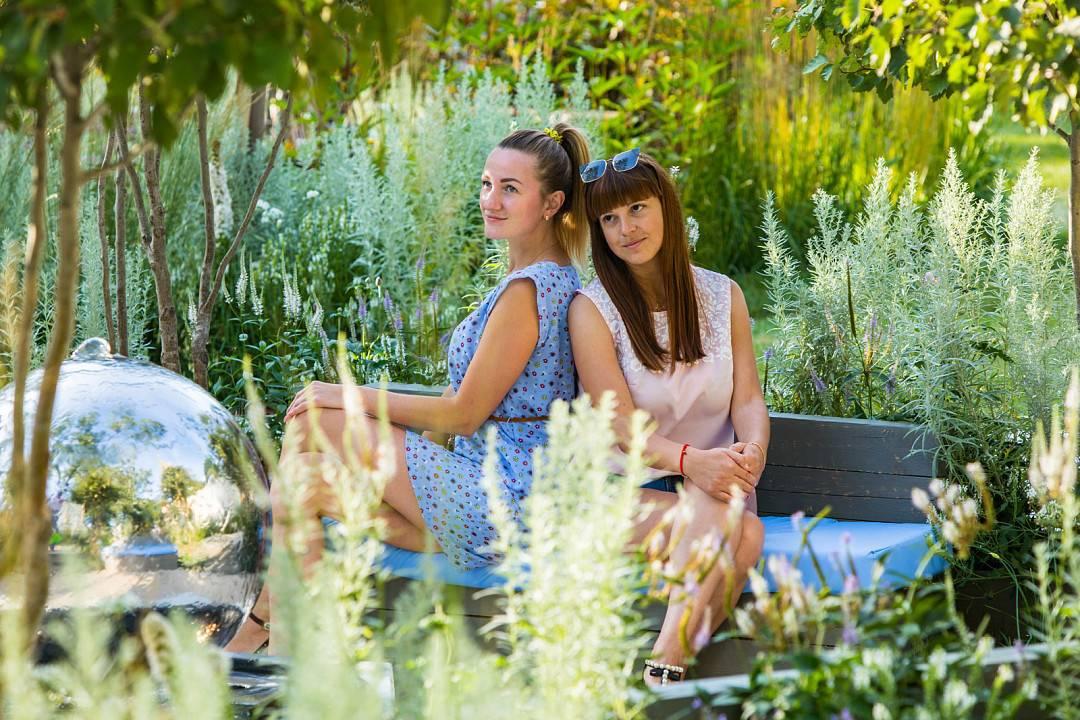 «Сады и люди на ВДНХ»: фестиваль ландшафтного искусства, садоводства и питомниководства
