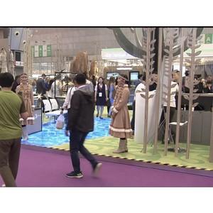 Стенд Якутии на Российско-Китайском Экспо в Харбине признан самым масштабным