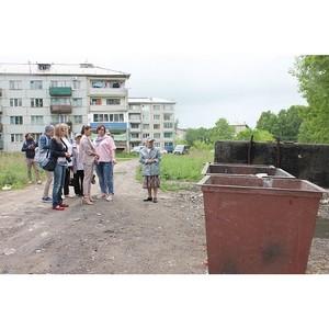 Активисты ОНФ в Приамурье выявили проблемы при реализации «мусорной реформы» в районах области