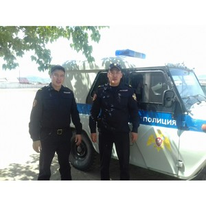 В Туве сотрудниками Росгвардии задержан подозреваемый в незаконном обороте наркотиков