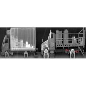 Система досмотра транспорта и грузов на основе обратного рассеяния от Rapiscan system|as&e