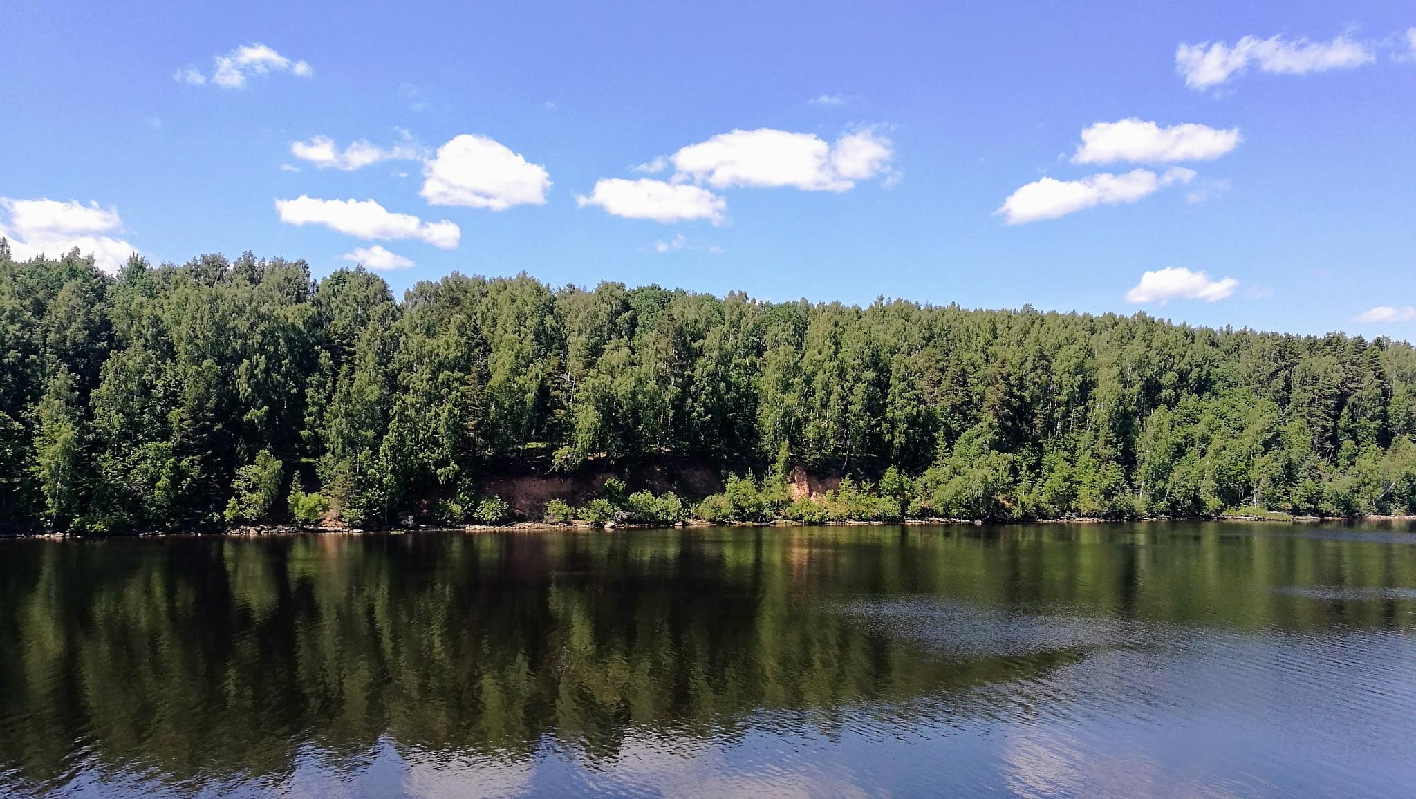 Речные круизы — сказочный беззаботный отдых.