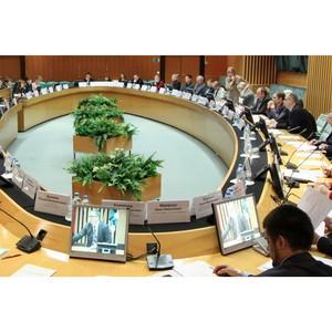 В ЦТУ на заседании Консультативного совета обсуждались вопросы работы в новом формате