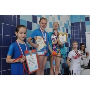 В День защиты детей в Нижегородской области прошли соревнования по синхронному плаванию