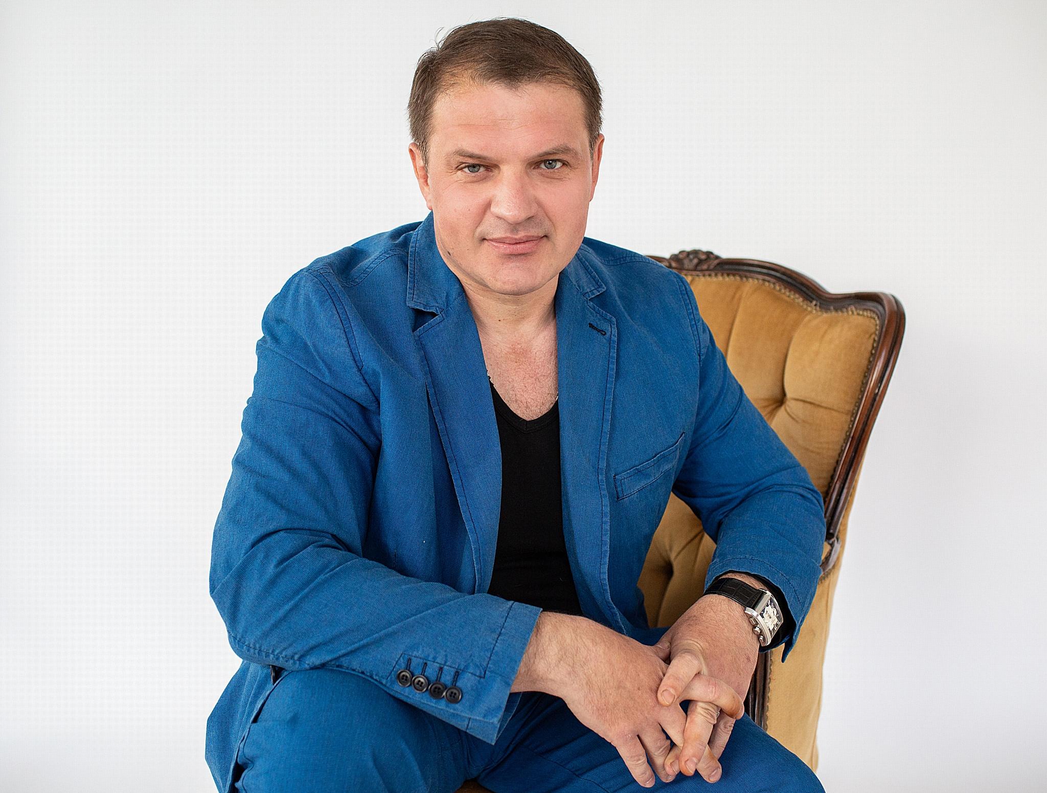 Актер Андрей Биланов перестал скрывать свою настоящую возлюбленную