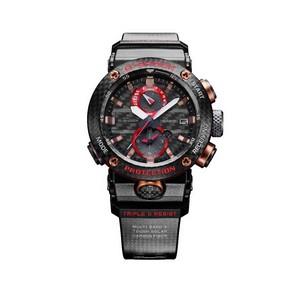 Комапния Casio представляет новую модель G-Shock GravityMaster