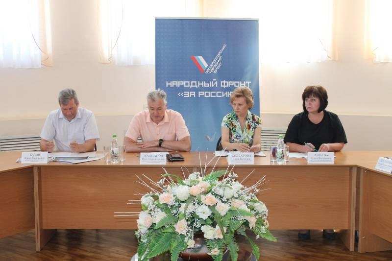 ОНФ в Мордовии призвал учреждения образования усилить разъяснительную работу среди родителей