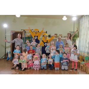 Сотрудники Тверьэнерго организовали праздник для пациентов детского противотуберкулезного санатория