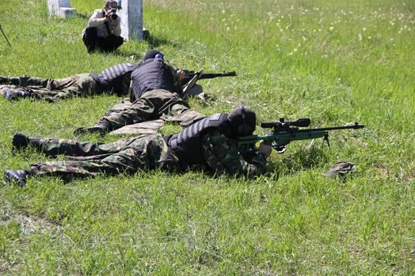 В ГУФСИН Кузбасса открыли стрельбище для проведения учебно-тренировочных стрельб