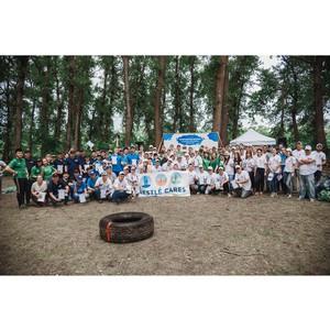 «Нестле Кубань» во Всемирный день океана стала организатором волонтерской экоакции в Тимашевске