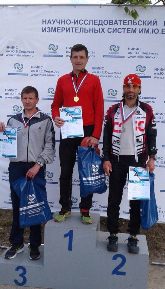 Спортсмены Дзержинского филиала РАНХиГС приняли участие в легкоатлетическом пробеге