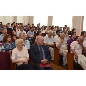 Сотрудники Тамбовэнерго приняли участие в научно-технической конференции по энергосбережению