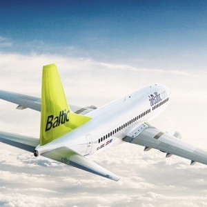 airBaltic начинает полеты из Таллина в Малагу, Брюссель и Копенгаген