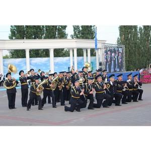 Сотрудники Тамбовэнерго посетили фестиваль духовых оркестров