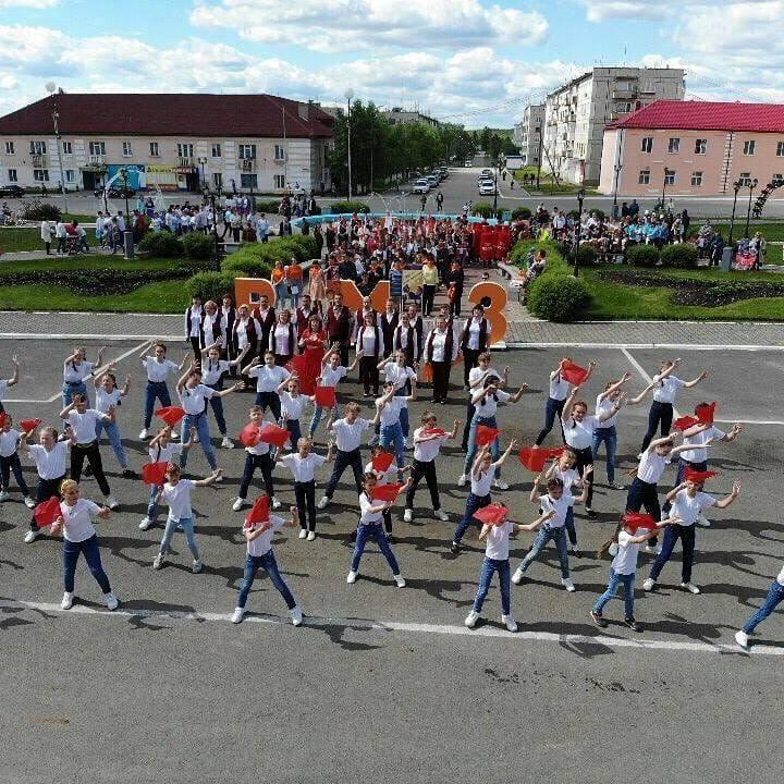 Волчанский механический завод отметил 50-летний юбилей