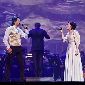 При поддержке БФ «Сафмар» М.Гуцериева состоялся благотворительный концерт «Петербург Андрея Петрова»