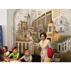 Активисты ОНФ организовали для московских школьников квесты и экскурсии в музее «Садовое кольцо»