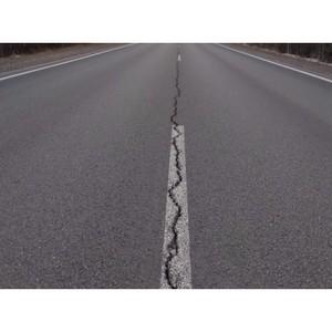 ќЌ' оми направил обращение власт¤м о необходимости ремонта гарантийного участка дороги у села ƒодзь