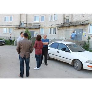 Эксперты ОНФ в Мордовии рассказали жителям Ковылкина о нюансах благоустройства дворовых территорий