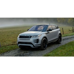 «Балтийский лизинг» выступил партнером презентации нового Range Rover Evoque