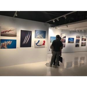 В Москве открылась фотовыставка «Звезды МАКС в парке «Зарядье»