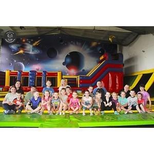 В День защиты детей сотрудники Калугаэнерго участвовали в семейном празднике