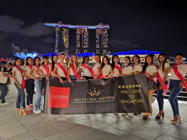 Сибирячка стала самой талантливой Сингапуре