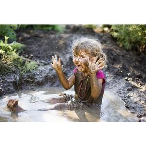Ученые опровергли миф о вреде чистоплотности для детей