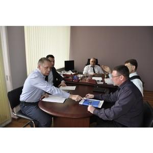 Энергетики «Ульяновских сетей» проводят личные встречи с потребителями